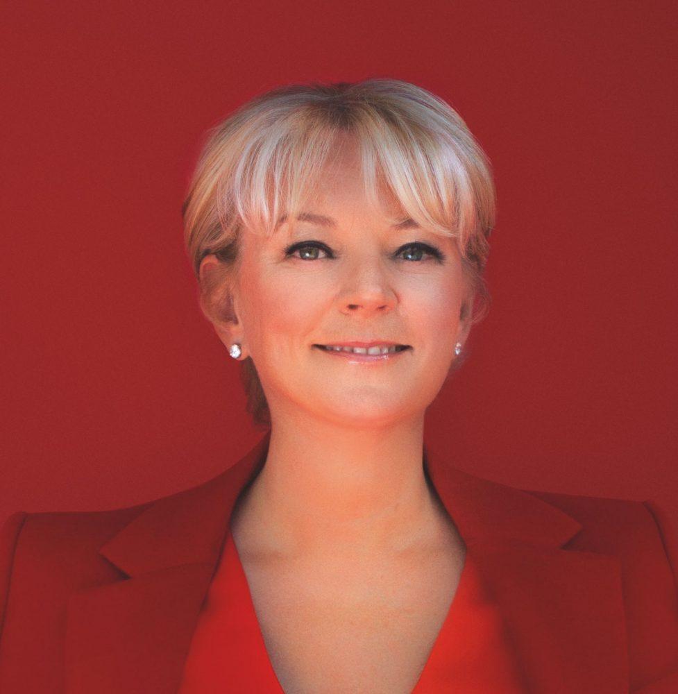 H Jo Malone CBE, ιδρύτρια της Jo Loves