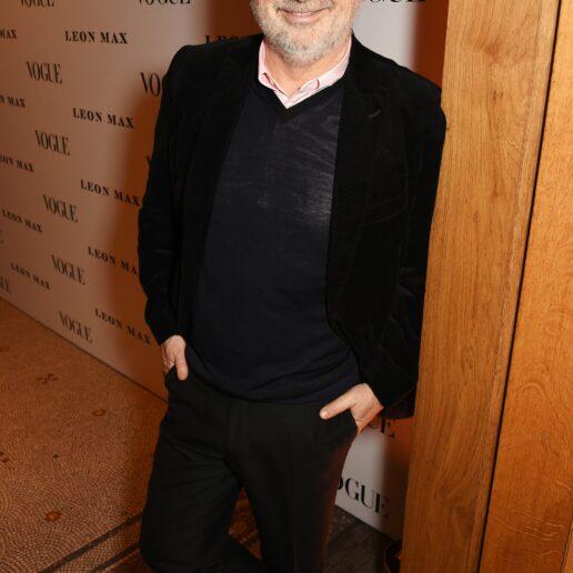 Ο Sam McKnight βραβεύτηκε από το British Fashion Council