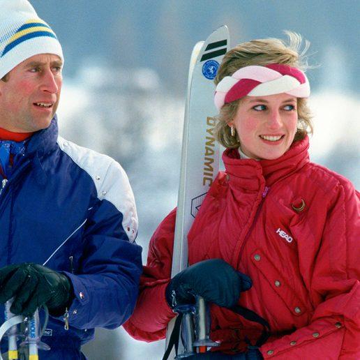 Ski Chic: Οι πιο κομψές, ρετρό στιγμές των celebrities