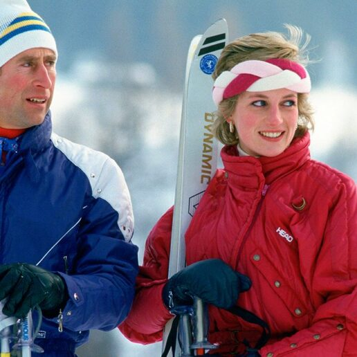 Winter Chic: Σπάνιες ρετρό στιγμές των celebrities στα χιόνια