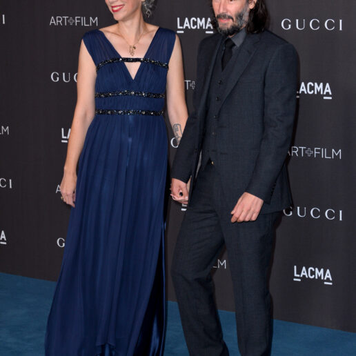 Keanu Reeves και Alexandra Grant: Μία «ωδή στην ευτυχία»