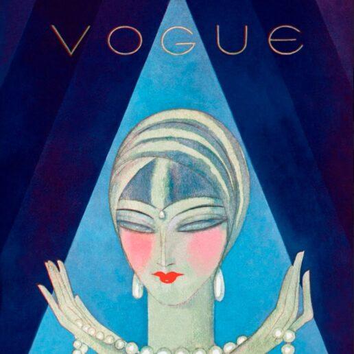 Christmas in Vogue: Σπάνια αρχειακά εξώφυλλα μας βάζουν σε κλίμα γιορτινό