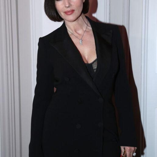 Το καρέ της Monica Bellucci είναι το χτένισμα του 2020