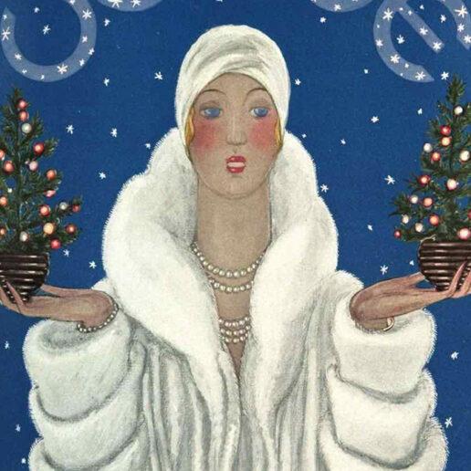 Vogue Archive: Χριστουγεννιάτικες ευχές με σπάνια εξώφυλλα