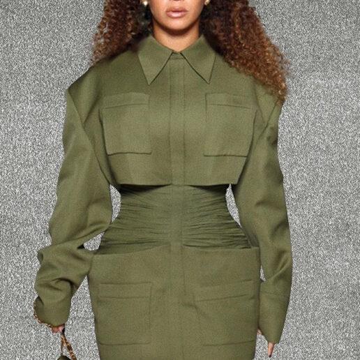 """It"" item: Βλέμματα στραμμένα στις καινούριες μπότες της Beyoncé"