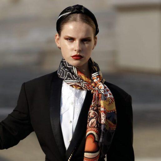 It's Vogue: Suit Up