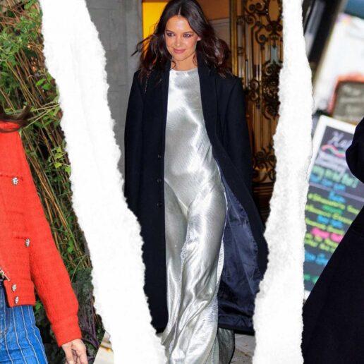 Vogue Scope: Γιατί το στιλ της Katie Holmes μας απασχόλησε το 2019