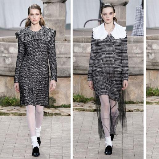 Chanel Haute Couture: H παρουσίαση της συλλογής Άνοιξη 2020