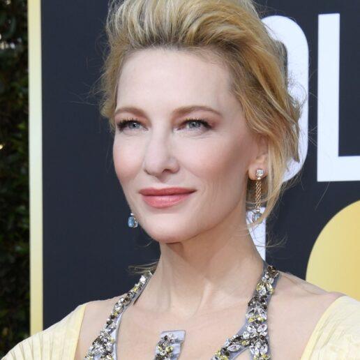 Golden Globes Make Up: Μίνιμαλ αισθητική σε μάτια και χείλη