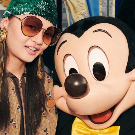 Όταν ο Gucci συνάντησε τον Mickey