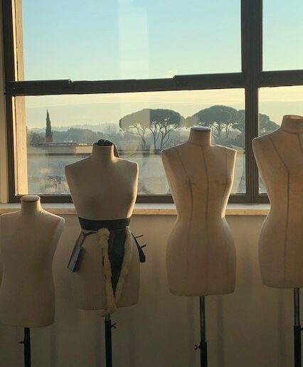Fashion Teaching Transcends The City Walls Of Florence
