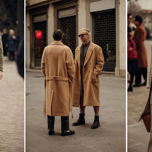 Oι καλύτερες street style εμφανίσεις στο Pitti Uomo AW20