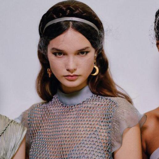 Τα περίτεχνα κοσμήματα στο show Christian Dior Haute Couture SS20