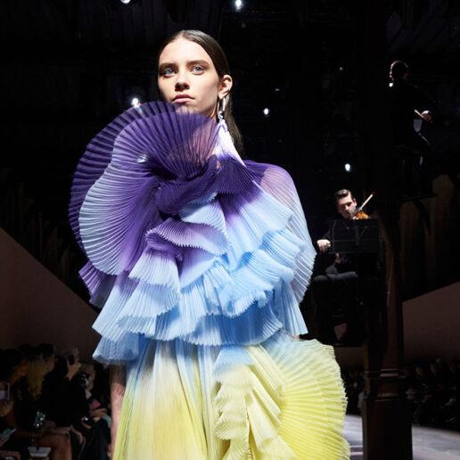 Τα 5 highlights από το show Givenchy couture SS20