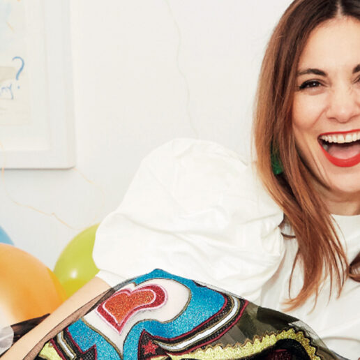 Think Big: Η Μαρία Καστάνη αποκλειστικά στη Vogue Greece