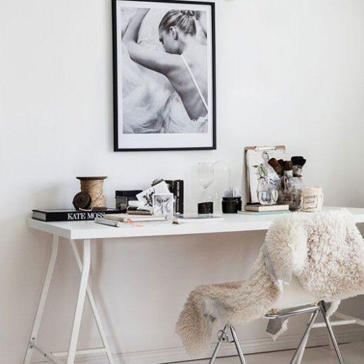 12 εμπνευσμένες ιδέες διακόσμησης γραφείου από το Pinterest