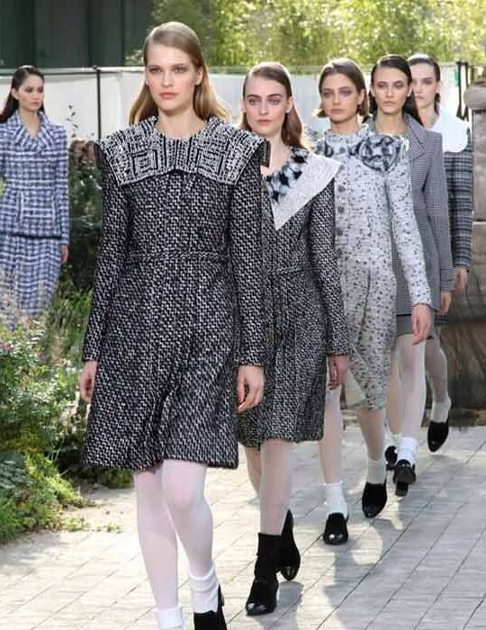 #SuzyCouture: A Fresh Spirit For A Youthful Chanel