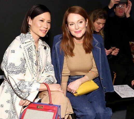 Στην πρώτη σειρά του New York Fashion Week