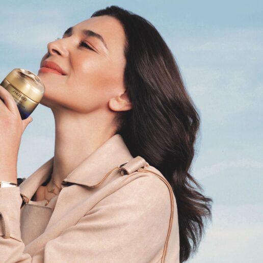 Μαρία Ναυπλιώτου: Η νέα πρέσβειρα ομορφιάς της Shiseido