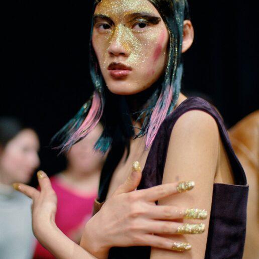 Marni Beauty: H αποθέωση του glitter