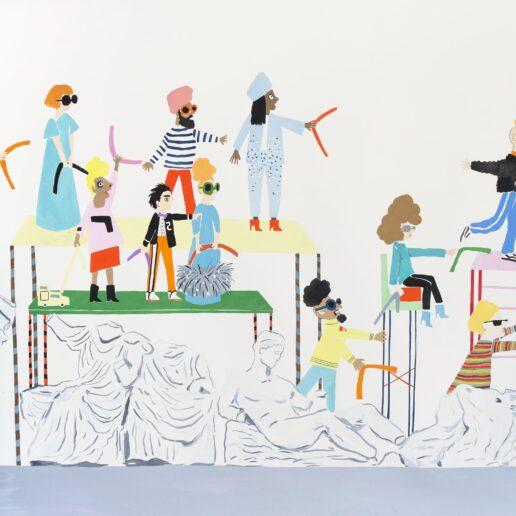 Σε δημοπρασία τα εντυπωσιακά έργα του Κωνσταντίνου Κακανιά στην Αθήνα