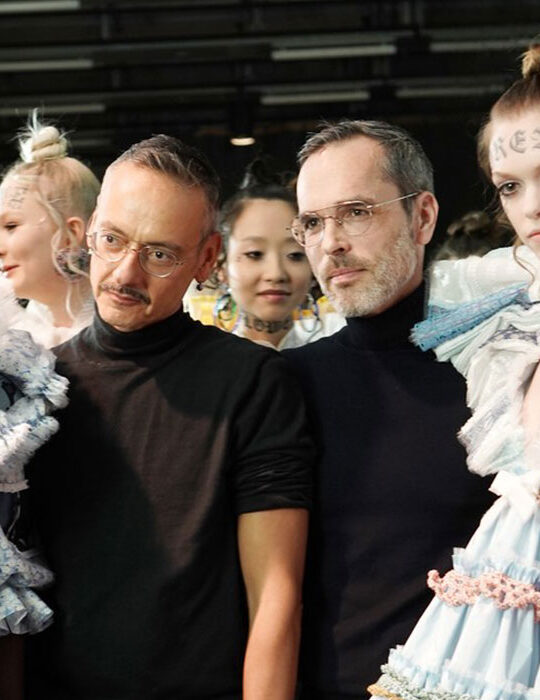#SuzyCouture: Haute Recycling At Maison Margiela And Viktor & Rolf