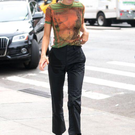 Εμφανίσεις: Η Kendall Jenner με vintage Jean Paul Gaultier