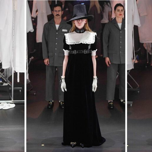 AW20: To show του οίκου Gucci στο Μιλάνο