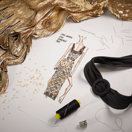 Savoir Faire: Οι haute couture δημιουργίες του Louis Vuitton στο κόκκινο χαλί