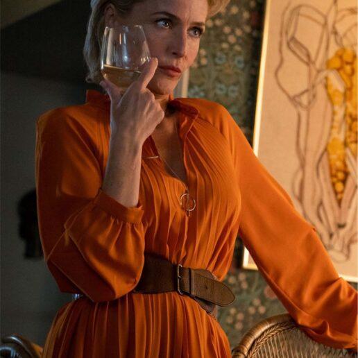 Η Gillian Anderson μιλάει στη Vogue