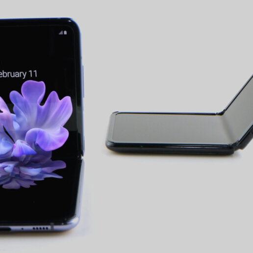 Galaxy Z Flip: Το μέλλον αλλάζει σχήμα