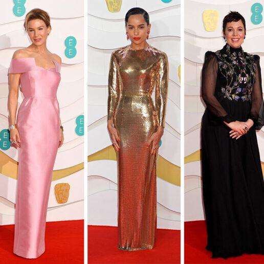 BAFTAs 2020: Οι σταρ στο κόκκινο χαλί