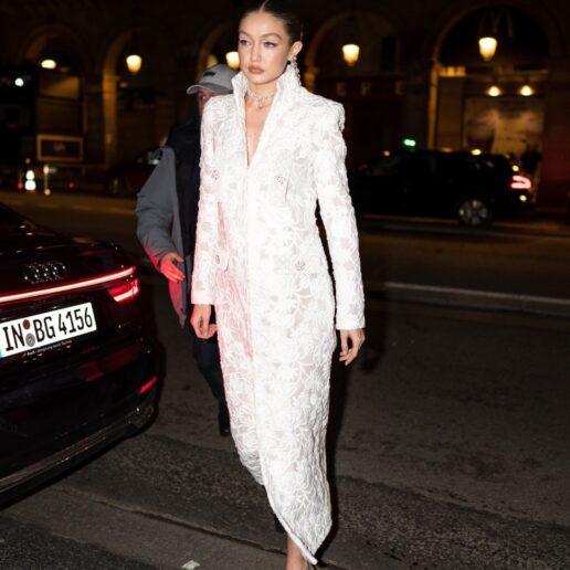 Beauty Inspo: Η Gigi Hadid με λευκό eyeliner