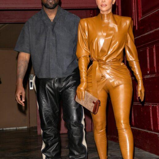 Kim & Kanye: Μαζί στο Sunday Service στο Παρίσι