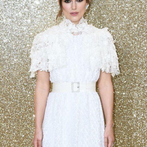 Η Keira Knightley με Chanel στην πρεμιέρα του Misbehaviour