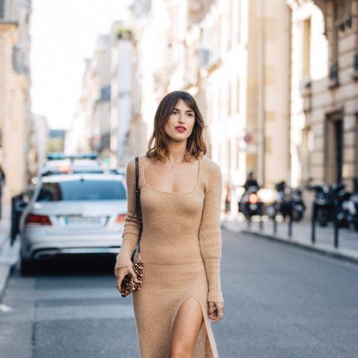 Knit dress: Η τάση που θα μας απασχολήσει αυτή την άνοιξη