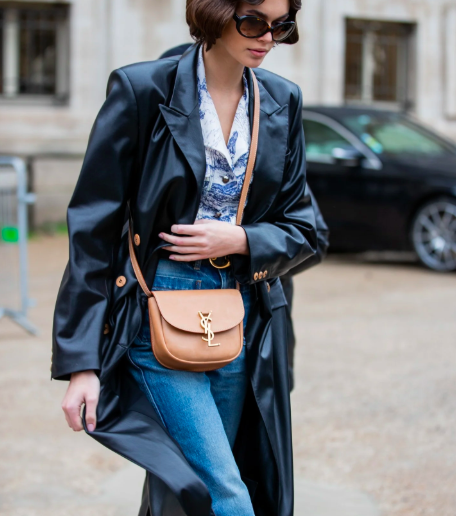Kaia Bag: Το νέο it item του Saint Laurent