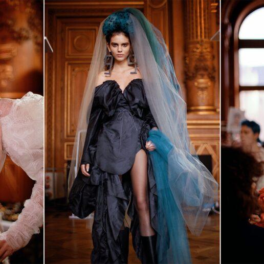Vogue Backstage: Στιγμές από το σόου της Vivienne Westwood