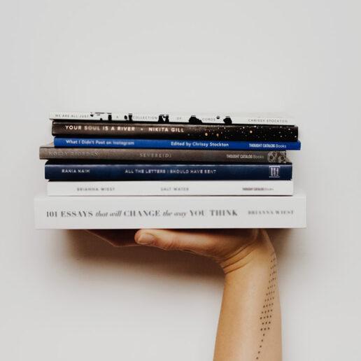 Ένα βιβλίο για συντροφιά
