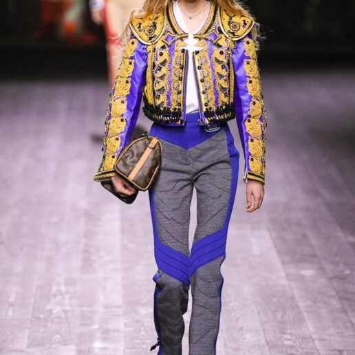 Baroque Inspired: Τα most-wanted πανωφόρια του οίκου Louis Vuitton