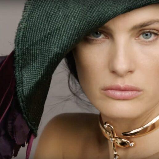 Fresh: Η Isabeli Fontana στο beauty story του τεύχους Μαρτίου