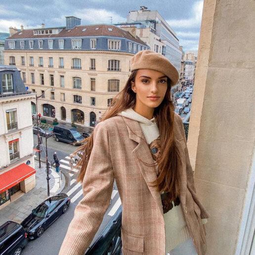 Caudalie: H Gabrielle Caunesil συναντά live την ιδρύτρια Mathilde Thomas