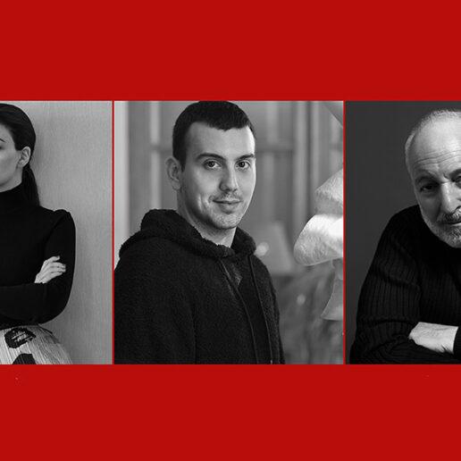 Instagram Live: H Vogue Greece υποδέχεται τον διάσημο συγγραφέα André Aciman