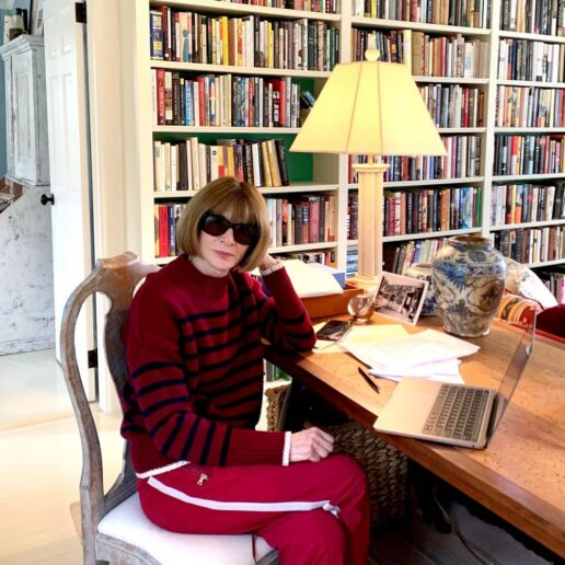 Η Anna Wintour μιλά για το Vogue Global Conversations