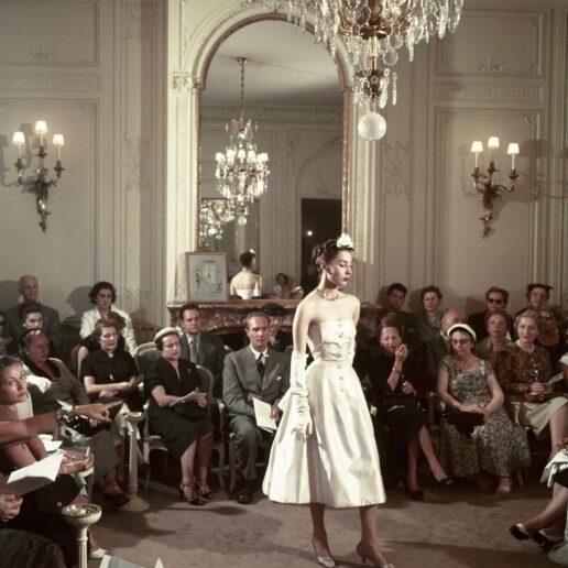 """""""Haute Couture"""": O Christian Dior μιλά για την ιστορική συλλογή του 1949"""