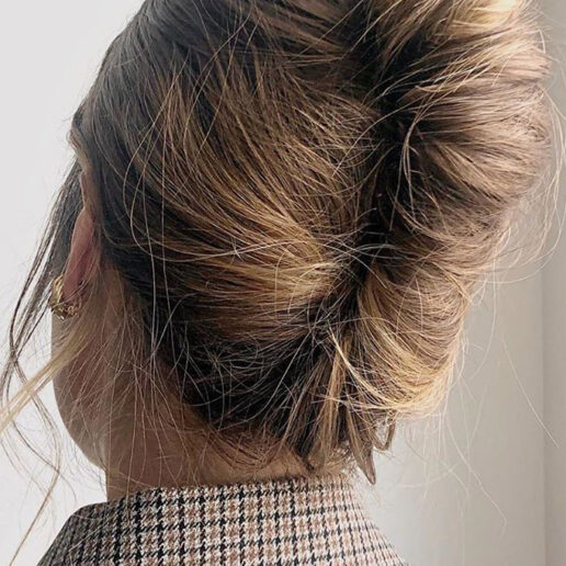 Banana Bun: Ένα εύκολο αλλά κομψό hairstyle για όλες τις ώρες