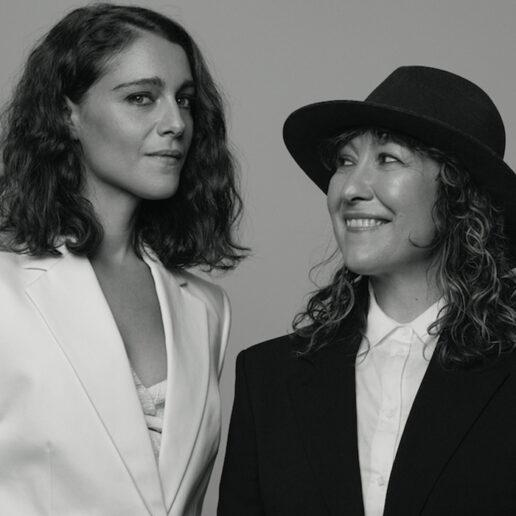 Ariane Labed & Αθηνά Ραχήλ Τσαγγάρη: Πρόσωπο με Πρόσωπο στη Vogue Greece