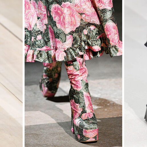 Shoe Trends: Οι 7 τάσεις που ξεχώρισαν τη σεζόν AW20