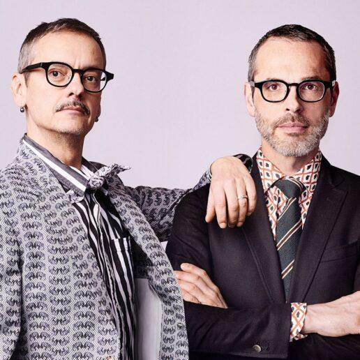 Exclusive: Oι Viktor & Rolf σε μια αποκλειστική συνέντευξη