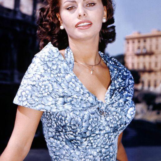 Vogue Αναδρομή: Ένα στιλιστικό masterclass από τη Sophia Loren